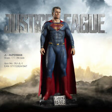Justice League Superman Life-Size 1:1 Scale Statue Figure NEW  Henry Cavill