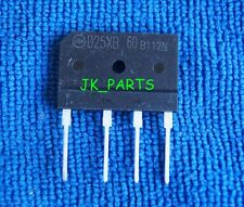 10PCS D25XB60 SHINDENGEN Rectifier bridge Original New