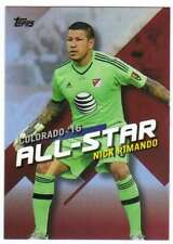 2016 Topps MLS Soccer All Stars #MLSA-18 Nick Rimando Real Salt Lake