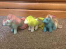 My Little Pony - Baby Surprise - Baby Fifi - Baby Cuddles - Hasbro - Vintage
