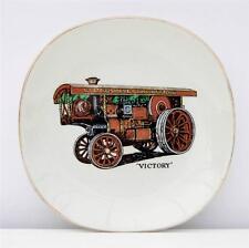 Vintage Pin Tray Victory Locomotive Showmans Engine Fairground