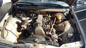 Mercedes Benz W116 W123 Om 617 OM617 300D 3L Diesel Motor Engine