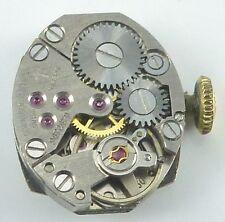 Vintage Tissot LDS Mechanical Wristwatch Movement - 17 Jewels - Parts / Repair
