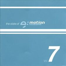 Various Artists ‎– The State Of E:Motion Vol. 7 (2 x CD) new