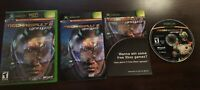 Mechassault 2 Lonewolf (XBox) Case Game Manual - Good Condition