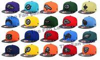 New NFL Gridiron Hook New Era 9FIFTY Mens Snapback Cap Hat