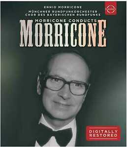 Ennio Morricone - Morricone Conducts Morricone's Film Music (NEW BLU-RAY)