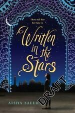 Written in the Stars by Aisha Saeed (2016, Paperback)
