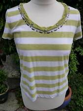 Cotton Blend Scoop Neck Classic No Tops & Shirts for Women