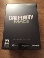 Call Of Duty Modern Warfare 3 Hardened Edition Sony PlayStation 3 PS3 New Sealed