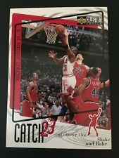 1997-98 Upper Deck Collector's Choice Catch 23 193 Michael Jordan