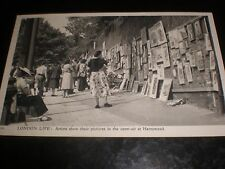 Old postcard art for sale Hampstead Charles Skilton London Life c1950