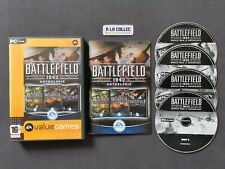 Battlefield 1942 Anthologie (Campagne Italie + Arsenal Secret) | Jeux PC en VF