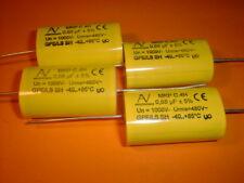 4x 680nF/1000V axial MKP Kondensator Arcotronix/Aerovox