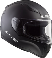 LS2 FF353 RAPID FULL FACE MOTORCYCLE HELMET MATT BLACK