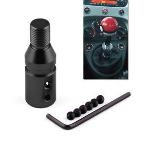 Car Aluminum Auto Gear Shifter Thread Converter Gear Lever Adapter 12 x 1.25 Kit