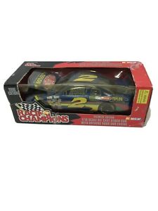 NASCAR Rusty Wallace Du Pont Racing Champion 1/18 Diecast 1996 Edition NEW