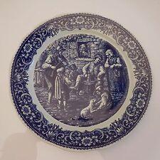 Plat céramique faïence BOCH 2 BELGIUM