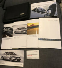 Other Car Truck Manuals Literature For Audi For Sale Ebay