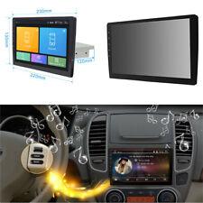 "9""HD 1080P Android 8.1 Single Din Car Stereo Radio GPS Wifi BT DAB Mirror Link"