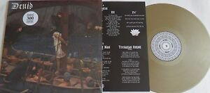 LP DRUID Odysseus GOLD VINYL 300 copies NASONI REC. N 180 STILL SEALED