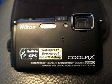 Nikon Coolpix AW100 underwater Camera.