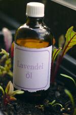 100%   naturreines Lavendelöl 100ml
