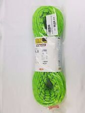 Sterling Rope Dynamic Evolution Velocity Bi-Color neon green 9.8mmX60m