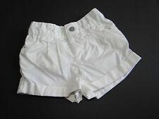 PETIT BATEAU Traumhafter weißer Sommer Shorts Gr.12m 74cm
