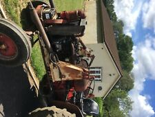 1965 David Brown 990 implematic tractor