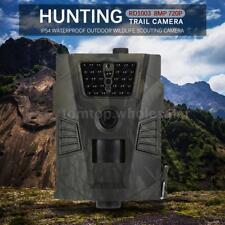 Waterproof 8MP 720P Trail Camera Hunting Game Camera Infrared Night Vision E2B5