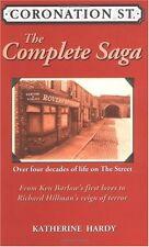Coronation Street: The Complete Saga- Over Four De