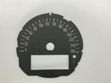 Mini Cooper 2015- speedometer dial (replacement from MPH to km/h)