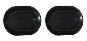 Aftermarket Dodge Ram 1500 2500 3500 Dakota Truck Bed Drain Plug 4440486 -2 Pack