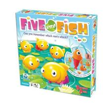 University Games Five Little Fish Childrens Game