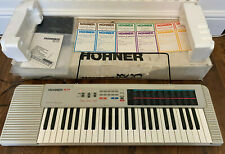 Hohner PSK20 Electronic Keyboard - Boxed + Owners Manual Etc - 1980