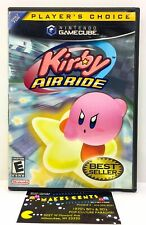 Kirby Air Ride (Nintendo GameCube, 2003) Original Replacement Case (NO GAME)