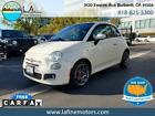2013 Fiat 500 Sport Hatchback 2013 Fiat 500 Sport Hatchback 69785 Miles White Hatchback 1.4L L4 Automatic