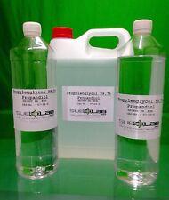 Propylenglykol 99,7% DAB,PH EUR,USP Propylenglykol, e-Liquid 5L.