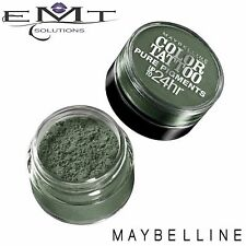 Maybelline Color Tattoo Pure Pigments Loose Eyeshadow - Forest Fatale 50 - Green