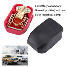 2x 12V Car Caravan Boat Quick Release Battery Connector Terminal Clamps Power DY