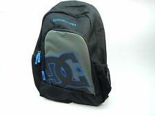 DC shoes Backpack New kid style 9153040801 black blue grey