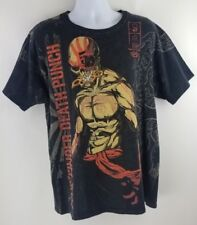 Five Finger Death Punch 5FDP THE WAY OF THE FIST Men's Large Shirt Two Sided
