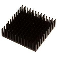 1x Kühlkörper/Heatsink für Nema 17, 40x40x11mm, Aluminium, thermische Klebefolie