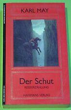 KARL MAY - DER SCHUT - SOFTCOVER TB - HAFFMANS VLG. 1990