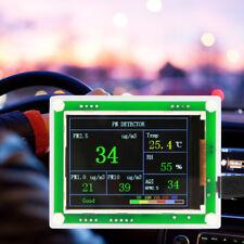 2.8'' Multifunctional Digital Car PM2.5 Air Quality Detector Monitor AQI Home hg