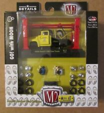 M2 Machines Model Kit 1956 FORD F-100 TOW TRUCK ~ Mooneyes  ~ 1:64 ~ R17