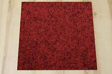 Moquette carrelage Vox 50x50 cm B1 Balta 316 Rouge B-s1