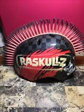 Kids Helmet Raskullz  Mohawk Size Small