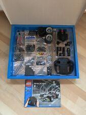 Lego Technic Technik Rackers 8366 Super Sonic 100% Komplett